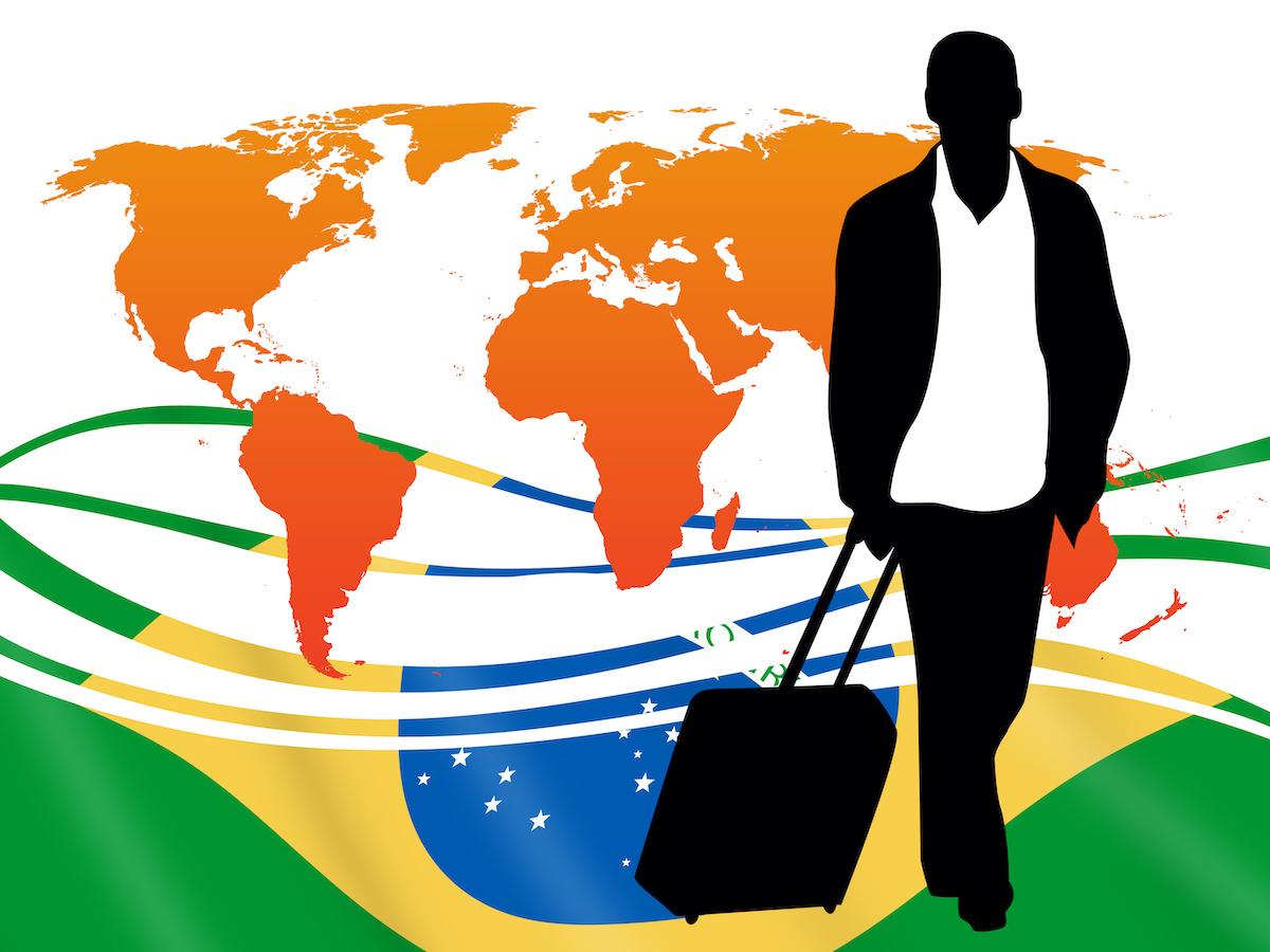 Visto internacional Brasil